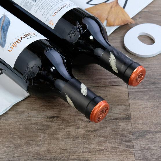 卡维龙2017佳酿干红葡萄酒 (2)