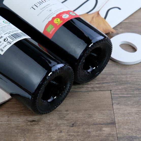 探索橡木桶2017有机干红葡萄酒 (1)