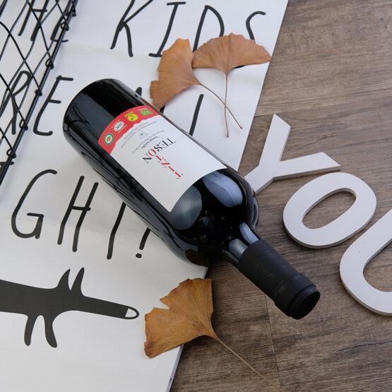 探索橡木桶2017有机干红葡萄酒 (5)