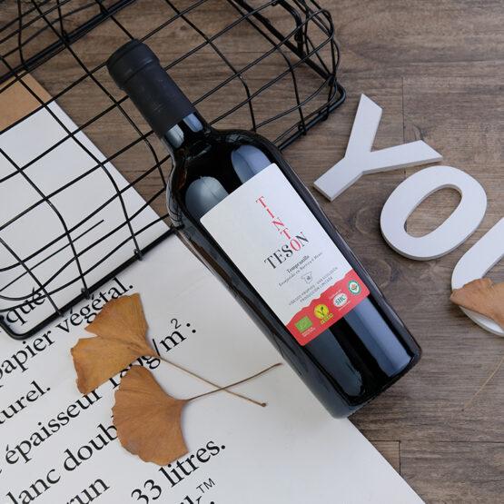 探索橡木桶2017有机干红葡萄酒 (7)