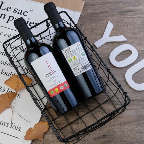 探索橡木桶2017有机干红葡萄酒 (8)